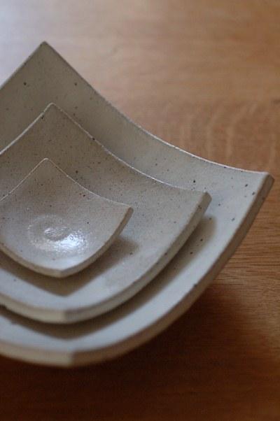 角鉢 角小鉢 豆皿